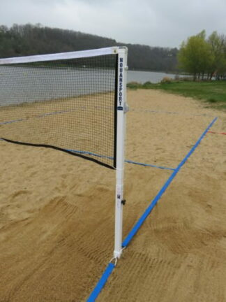 Photo d'un set de Beachminton